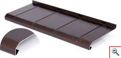Parapet zewnętrzny aluminiowy opole